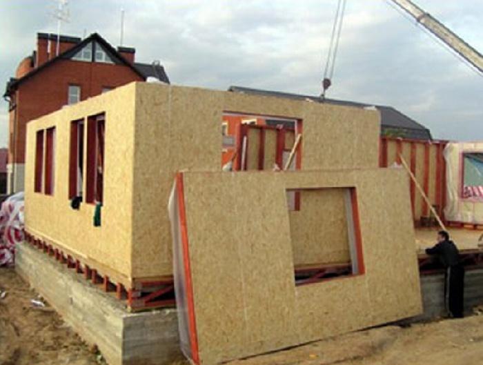 Фото каркасно-панельных домов