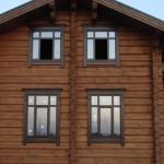 Ставим окна в загородный дом