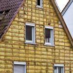 Утепление дома из дерева