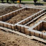 Выбираем фундамент под каркасный дом для СПб и ЛО