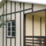 Каркасный дом 2-этажный