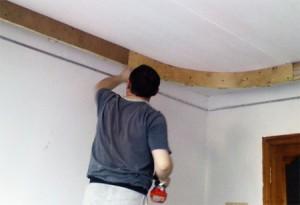 Можно ли установить натяжной потолок без опыта?
