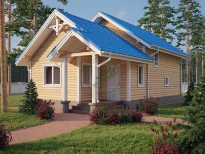 Строим каркасный дом
