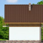 Каркасный дом часть 3