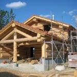 Начало строительства загородного дома?