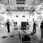 Выставочное оборудование для показа проекта