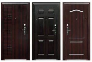 Стальные двери, их устройство и особенности установки.